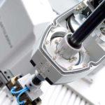 Roboter-Automatisierung kombiniert