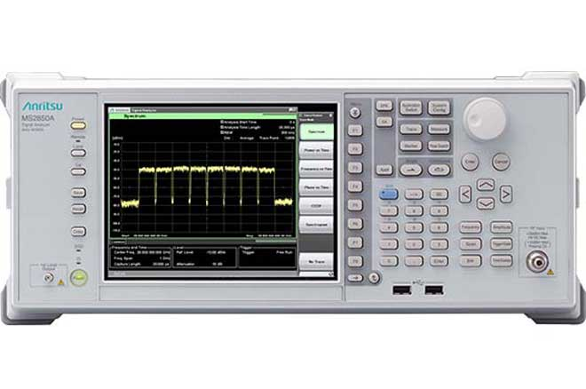 spectrum analyser MS2850A