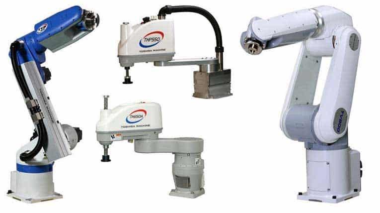 tm robotics machinery