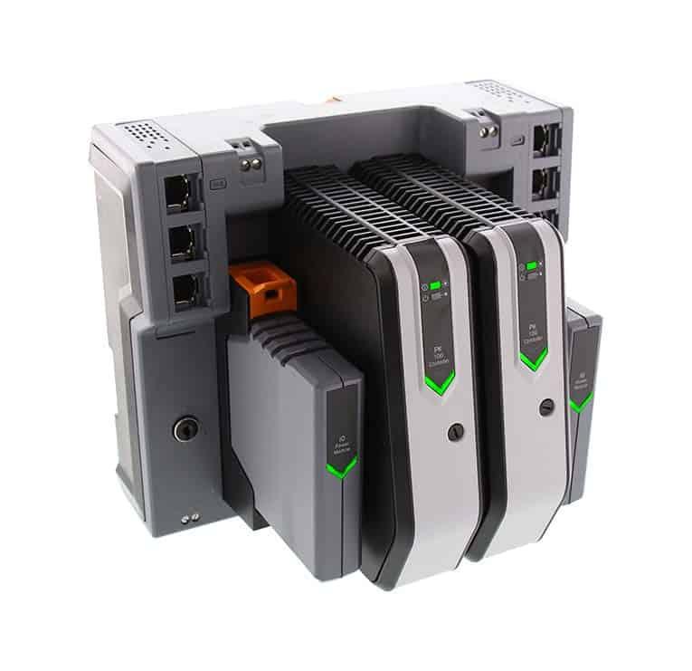 DeltaV-pk controller