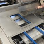 avoid conveyor cross contamination
