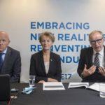 Offshore-Europa 2017 Tag 2 DNV Pressekonferenz