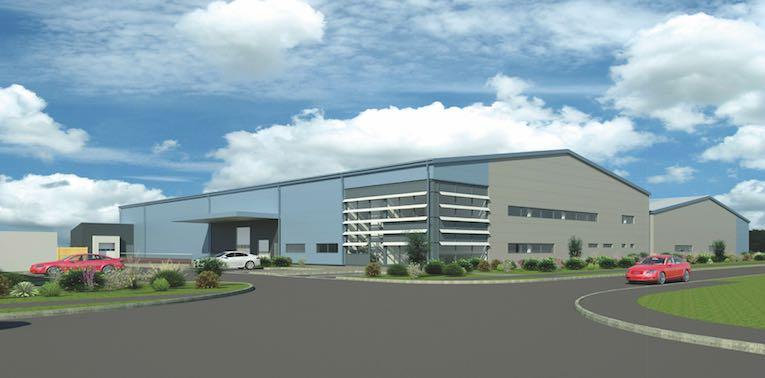 invertek guida una nuova fabbrica