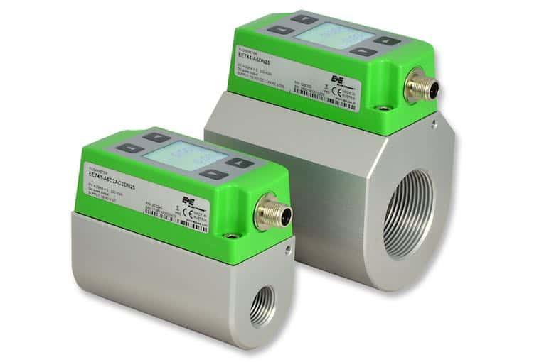 EE741 Durchflussmesser