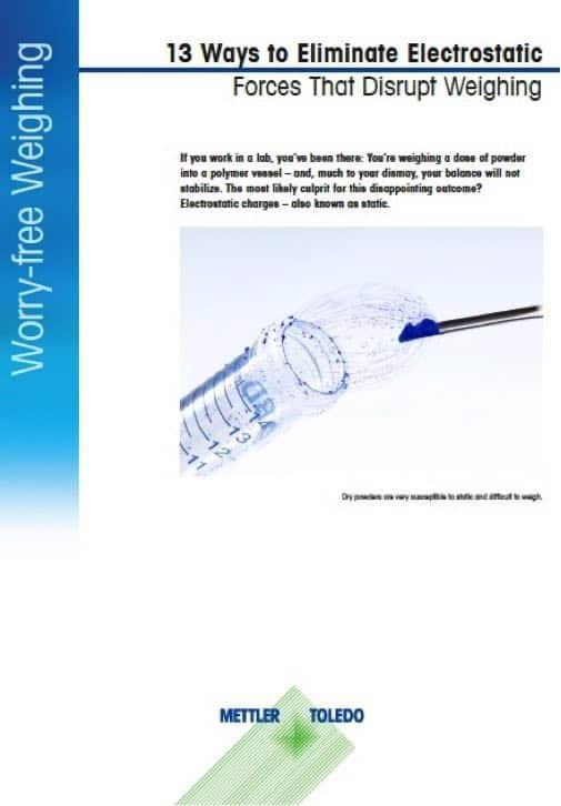 eliminate electrostatic