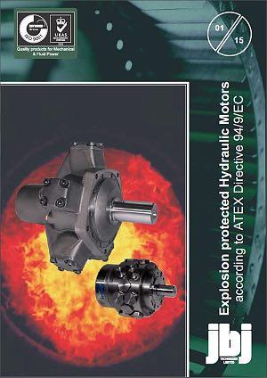 Hydrauliske radiale stempelmotorer