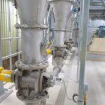 Válvulas rotativas químicas kemira