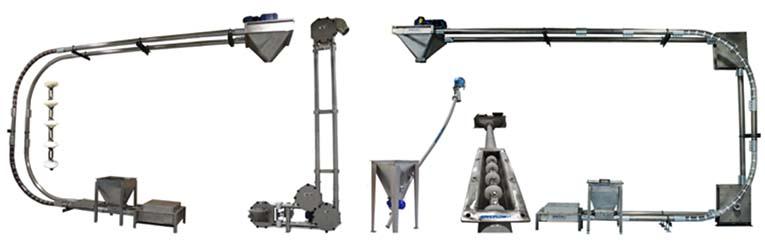 mechanical conveyor selection