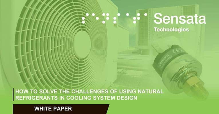 sensata-natuurlijke koelmiddel whitepaper