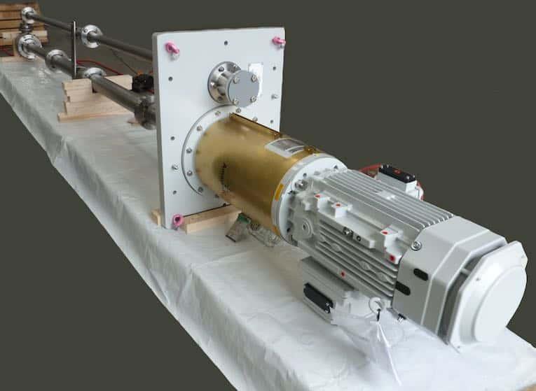amarinth VS4 pump metito