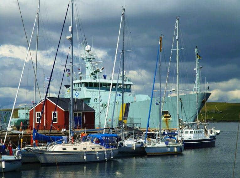 Fischerei-Boot-Motor Leistungsmessung