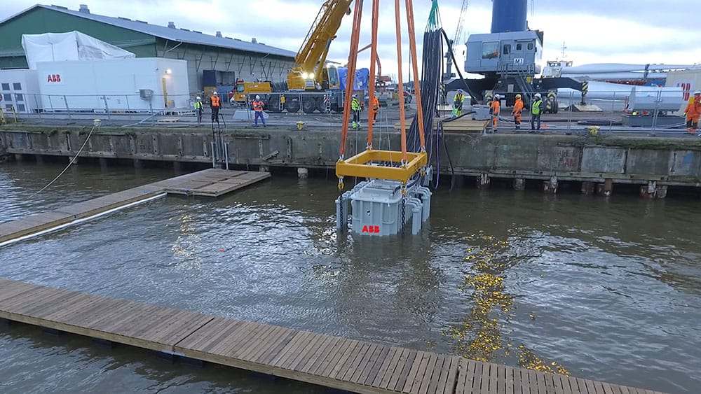 subsea variable speed drive