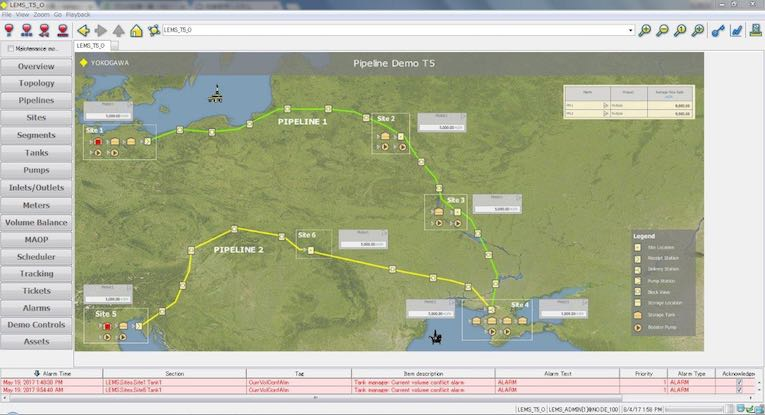 enterprise pipeline management solution