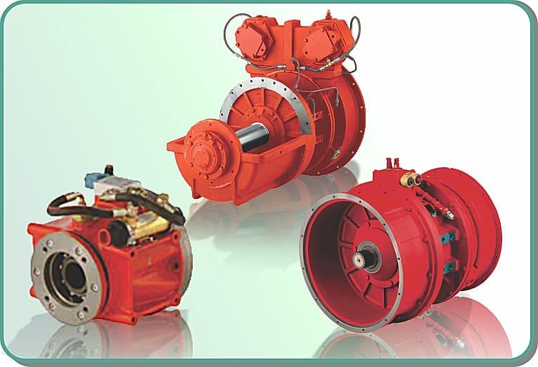 Hydraulic PTOs