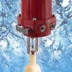 smart electric valve actuator