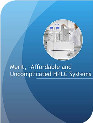 Leistungsstarke, unkomplizierte und unkomplizierte HPLC-Systeme