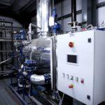 eficiencia de la sala de calderas