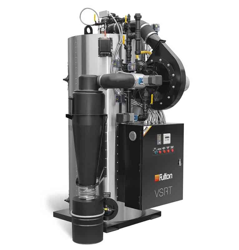 World-first vertical steam boiler design has highest efficiencies ...