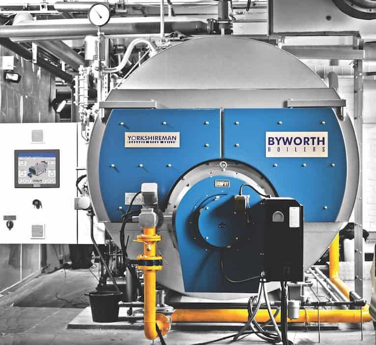 improve boiler range efficiency