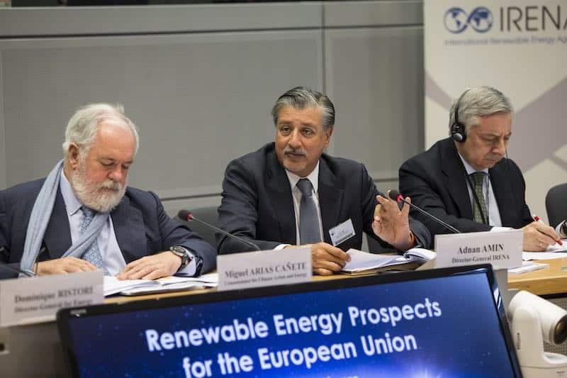 erneuerbare Energie Aussichten
