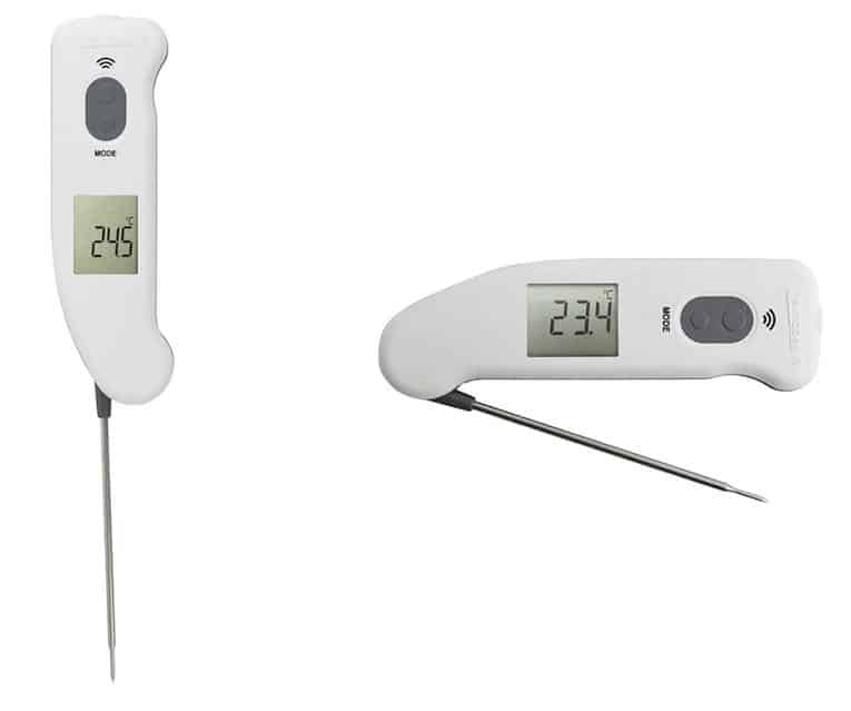 thermapen infrared thermometer