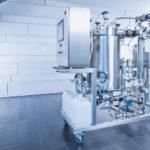 cip process control valves