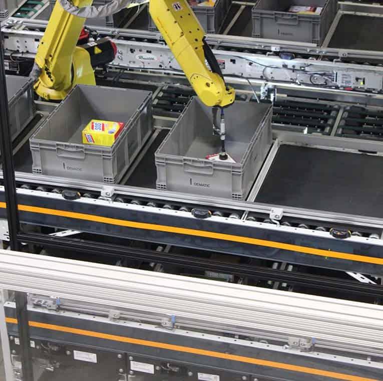 dematic robotics