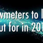 Medidores de vazão a serem observados no 2018