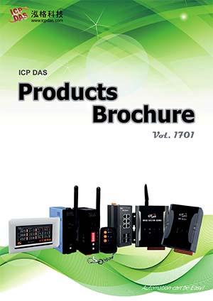 Folleto de producto ICP DAS