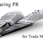 Preparing PR for trade media