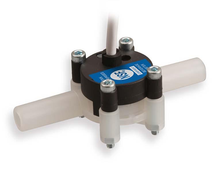 titan nsf accredited flowmeters