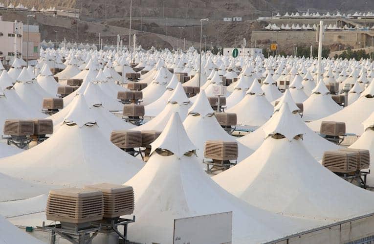 Haji project Saudi Arabia