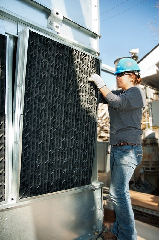 Planning Successful Cooling Tower Reconstruction Project