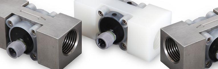 low viscosity fluid measurement