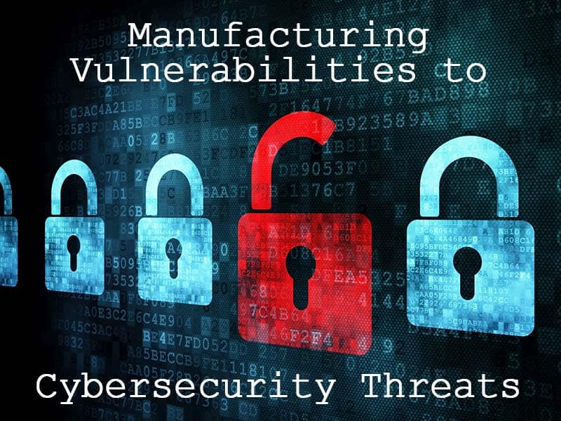 Herstellung von Cybersicherheitsbedrohungen