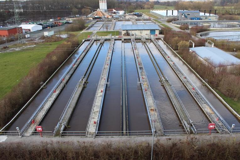 Impianto di acque reflue di Bayreuth