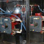 Limoges-water treatment plant pumps