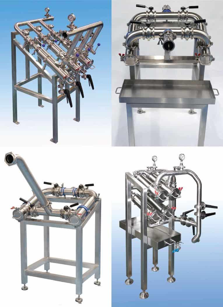 Duplex-Triplex-Filtersysteme