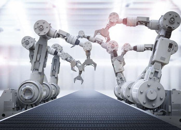 industrial robot wars