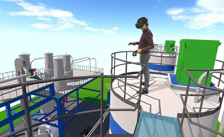 BIM & VR Technology