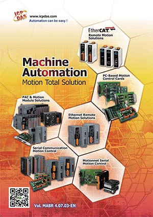 Automatisation de la machine Motion Total Solutions