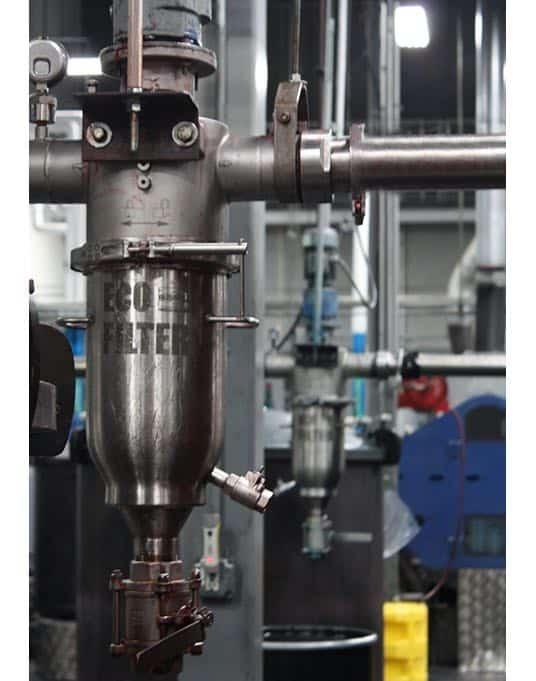 промышленный фильтр для чернил inline