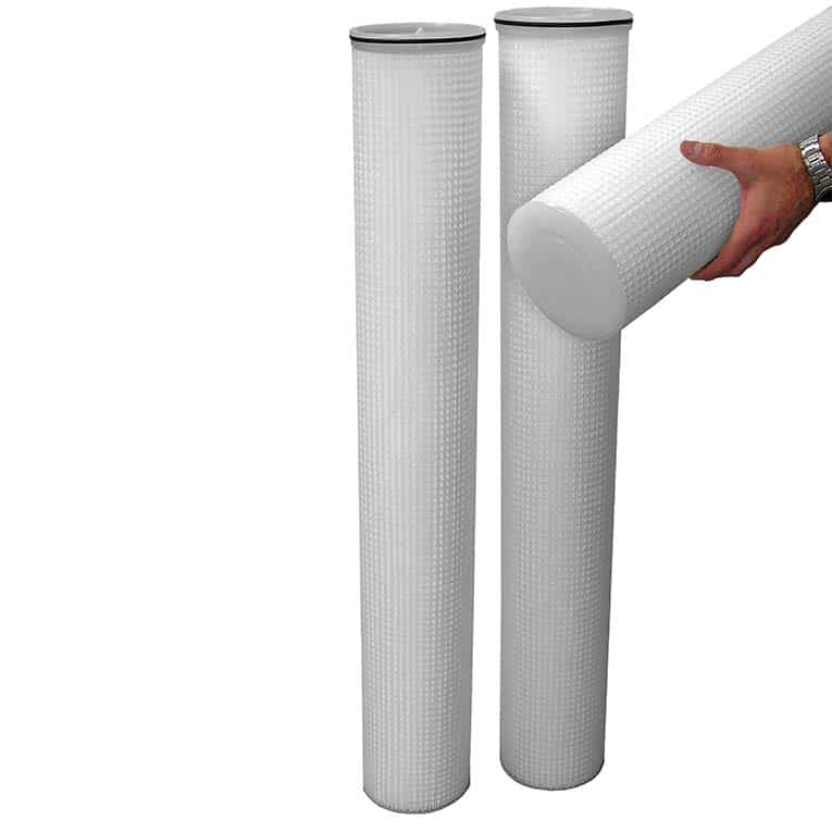 polypropylene depth filter cartridges