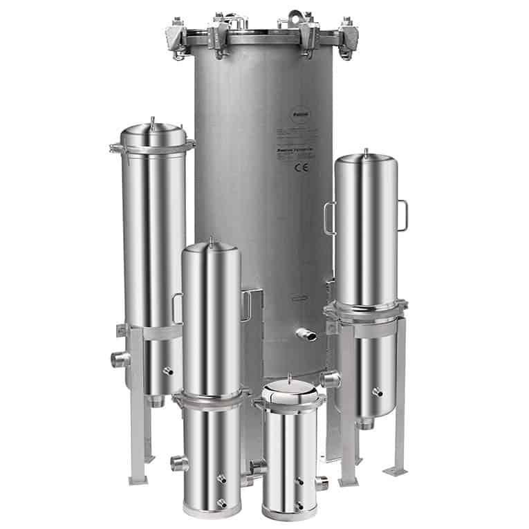 Seitenstromfiltration