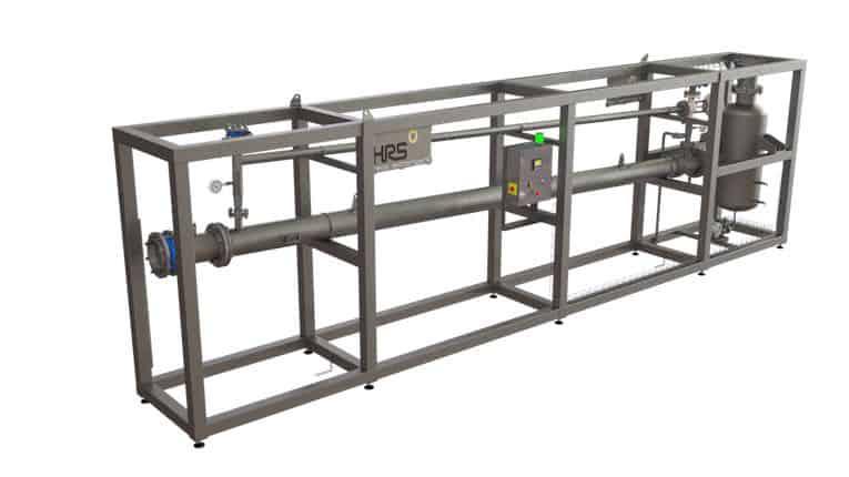 HRS Biogas Entfeuchtungssystem