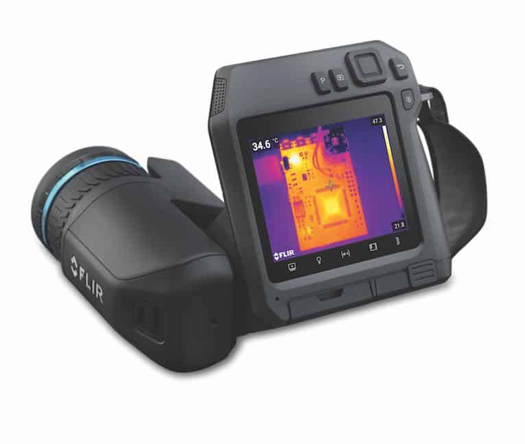 T500 series thermal camera