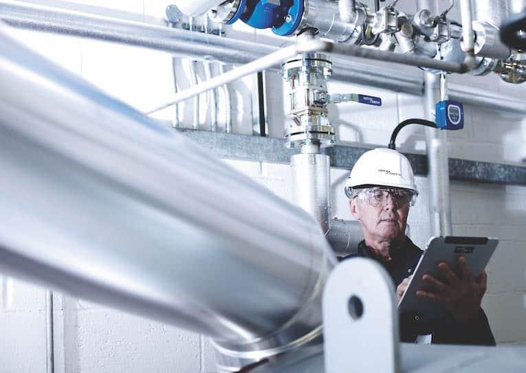 steam thermal energy audit