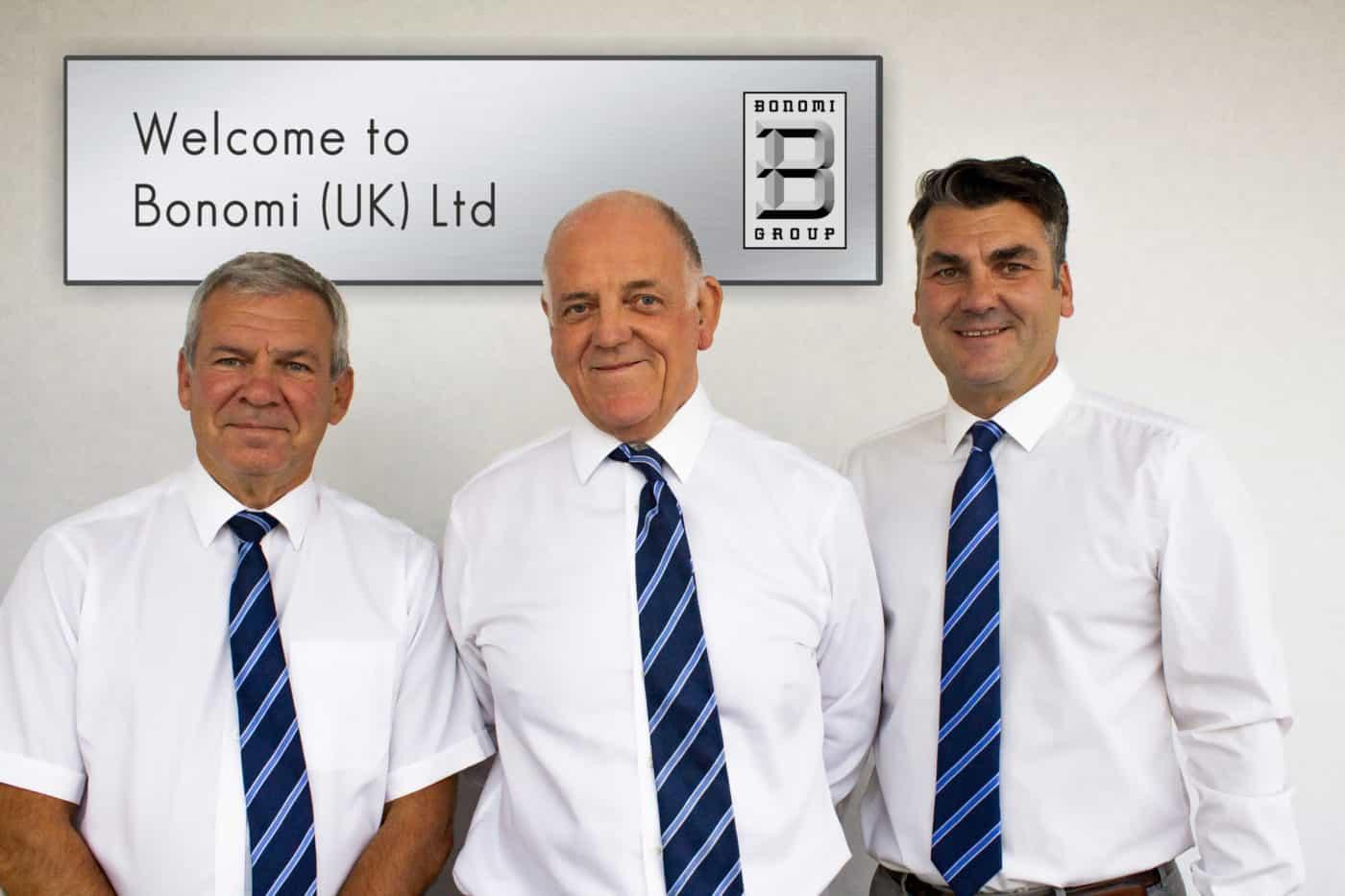 Bonomi UK Celebrates a Decade of Hydraulic Component Supply