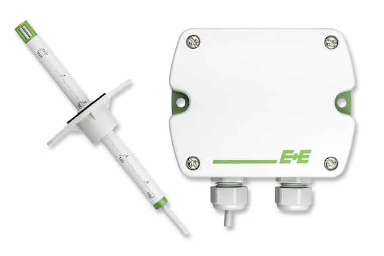 EE650 air flow transmitter