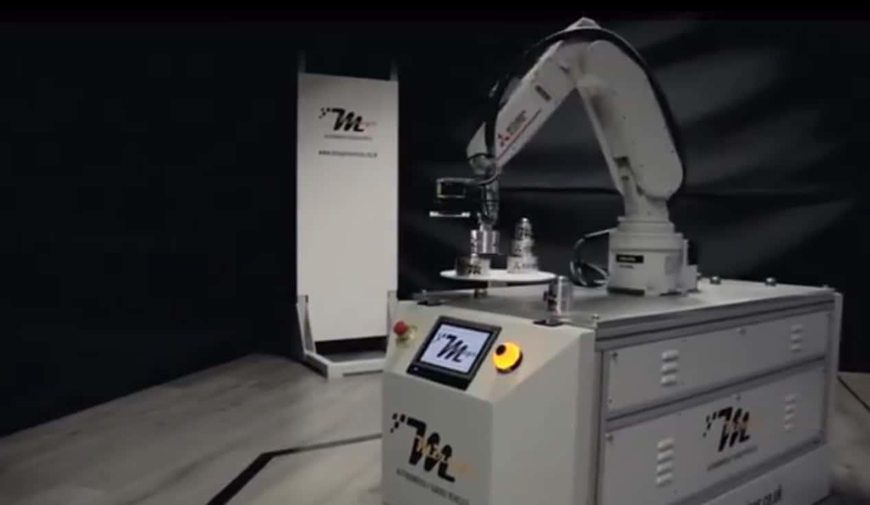 Mitsubishi Electric MELFA-robotarm